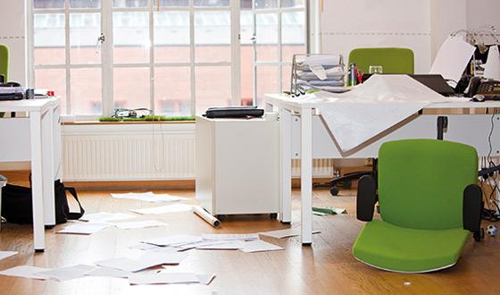 chaotisches buero - Schneller und effizienter arbeiten