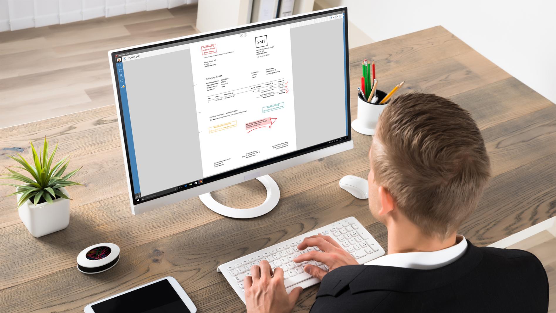 Digitale Dokumente erleben: AMAGNO 5 veröffentlicht