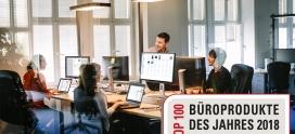 AMAGNO in Top 100 der Büroprodukte 2018