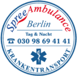 Spree Ambulance Logo 151x150 - Spree-Ambulance GmbH & Co. KG
