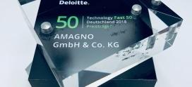 AMAGNO erneut als eines der am schnellsten wachsenden Technologieunternehmen in Deutschland ausgezeichnet.