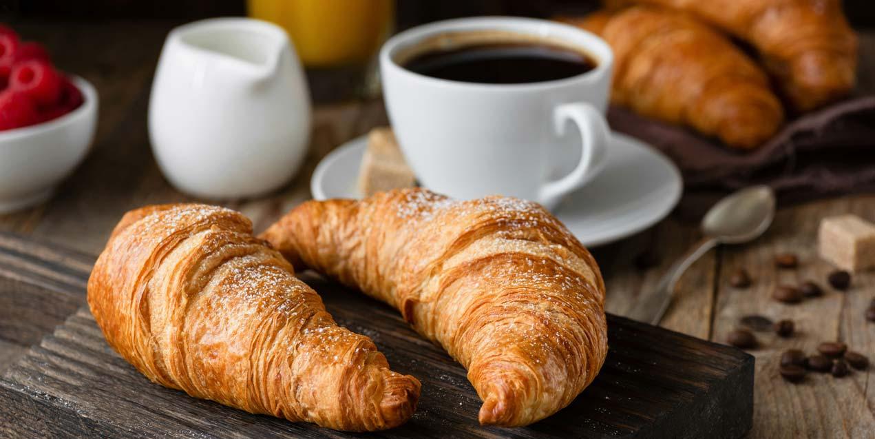 Crossaints&Kaffee