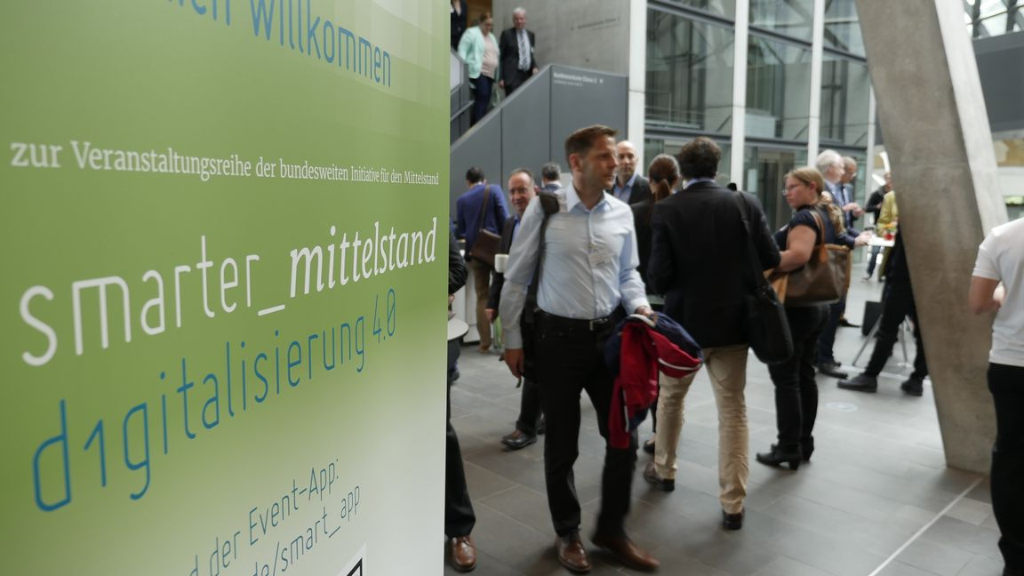 Event: Smarter Mittelstand am 26.06. in Bad Nauheim