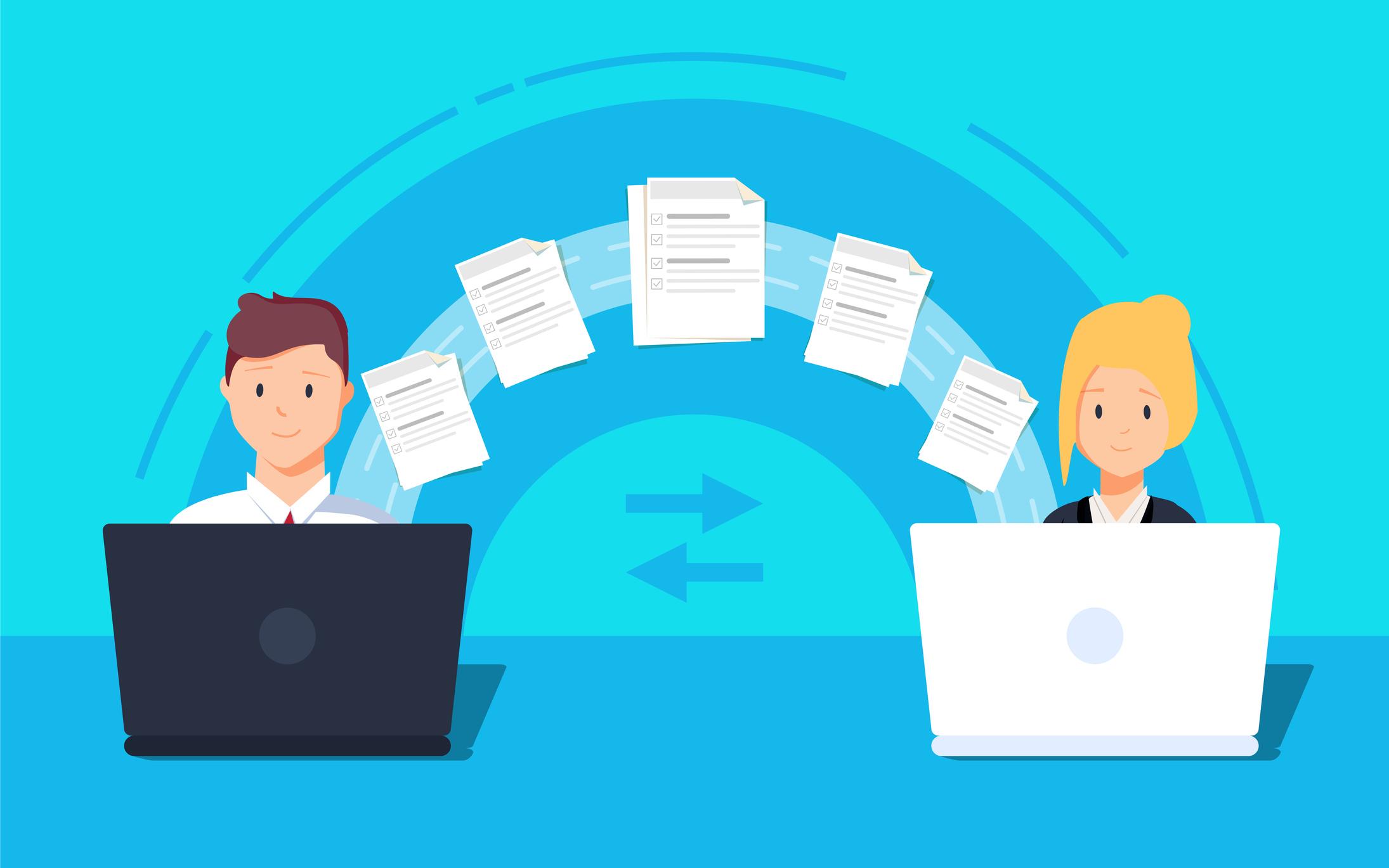 10 Mio Dokumente in der AMAGNO Business Cloud