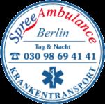 Spree Ambulance Logo 151x150 - Spree-Ambulance GmbH & Co. KG