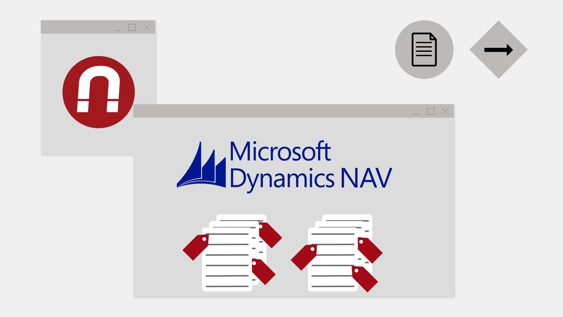 Microsoft Navision - Schnittstelle Navision