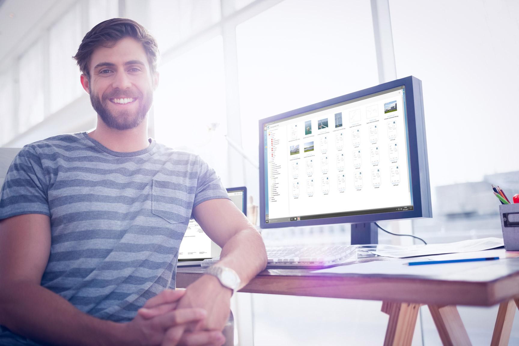AMAGNO unterstützt Home Office und verteilte Arbeitsplätze