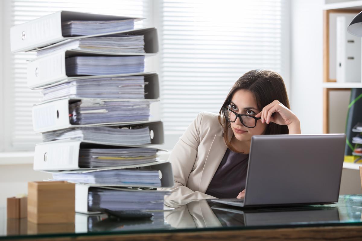 Raus aus dem analogen Büro, rein ins digitale Vergnügen!