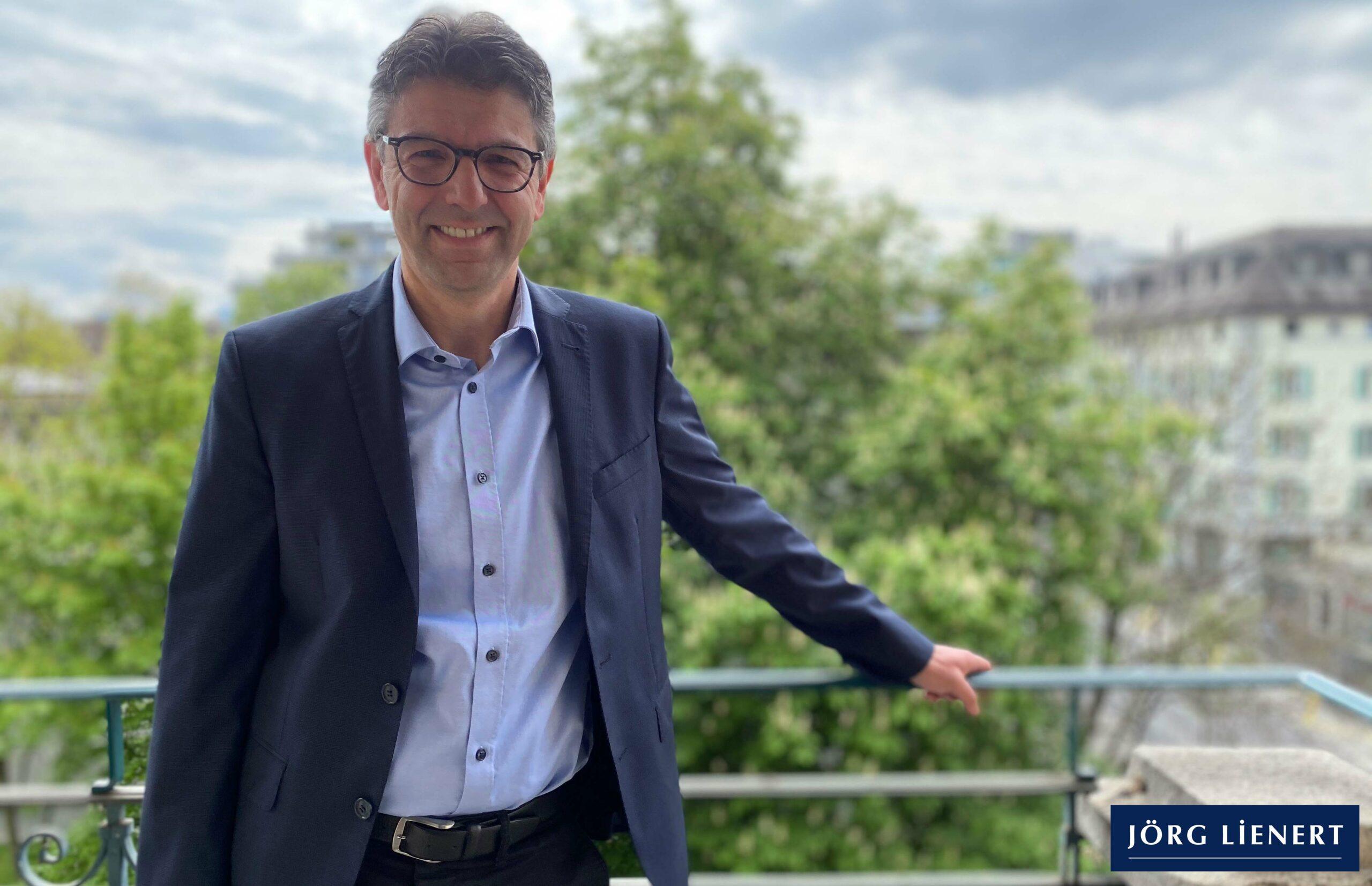 Jörg Lienert AG setzt auf Cloud Services in der Schweiz